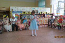 Математический спектакль «Алиса в стране математики» в старшей группе №1 «Лунтики»