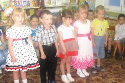 В группе «Лунтики» прошел праздник, посвященный Дню Матери  – «Мамочка у меня одна»