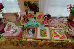 Общая садовская выставка «От мамы с любовью»