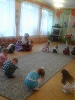 Праздник мамы в группе «Лунтики»