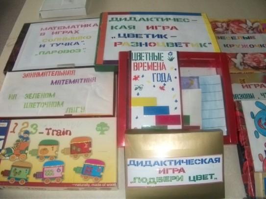 Группа «Капельки»: математика для детей