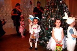 Новый год в группе «Ромашка»