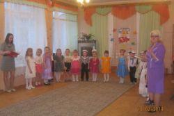 День защитника Отечества в группе «Лунтики»