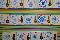 Декоративно-прикладное искусство в средней группе «Колокольчики»