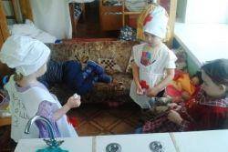 Игровая деятельность детей младшей группы «Звездочки»