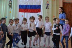 Фотоотчет с праздника, посвященный Дню защитника отечества, подготовительная группа «Почемучки»