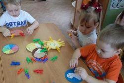 Развитие мелкой моторики у детей через дидактические игры